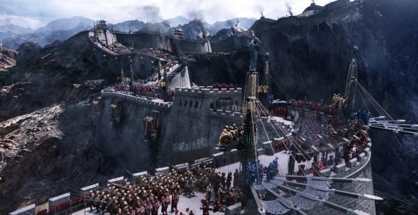 画像3: http://collider.com/the-great-wall-new-trailer-matt-damon/ #images