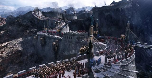 画像3: http://collider.com/the-great-wall-new-trailer-matt-damon/ #images