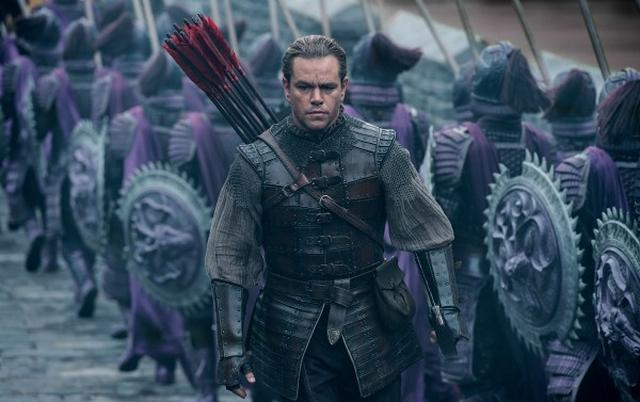 画像1: http://collider.com/the-great-wall-new-trailer-matt-damon/ #images
