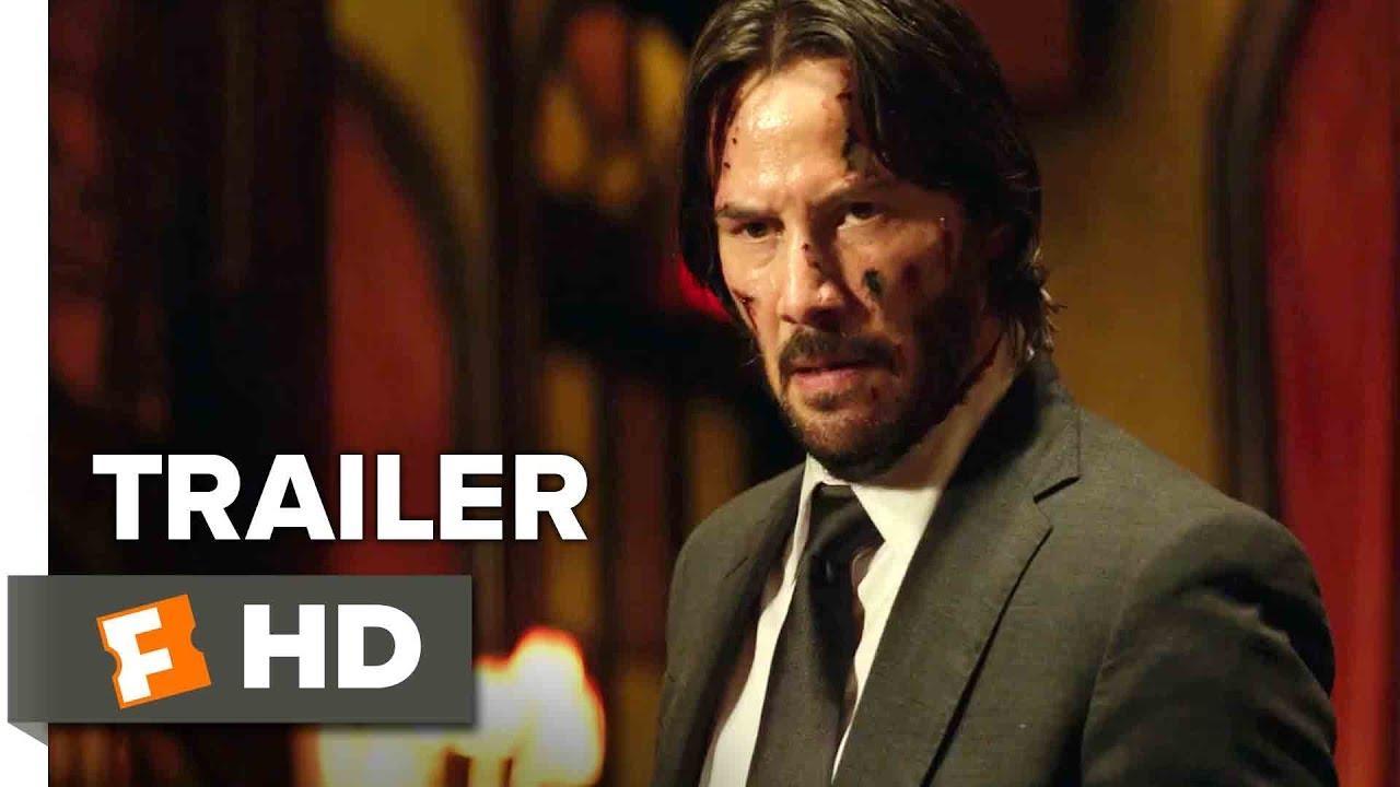 画像: John Wick: Chapter 2 Official Trailer - Teaser (2017) - Keanu Reeves Movie youtu.be