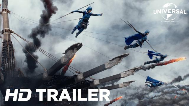 画像: The Great Wall - Official Trailer 2 (Universal Pictures) HD youtu.be