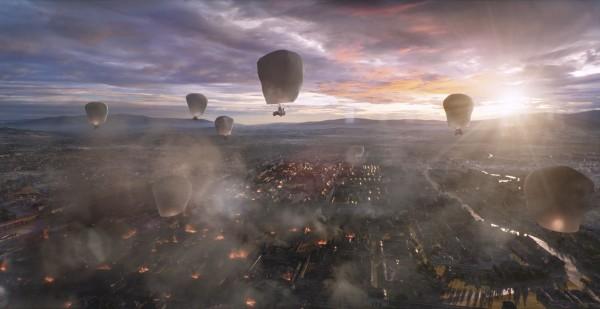 画像2: http://collider.com/the-great-wall-new-trailer-matt-damon/ #images