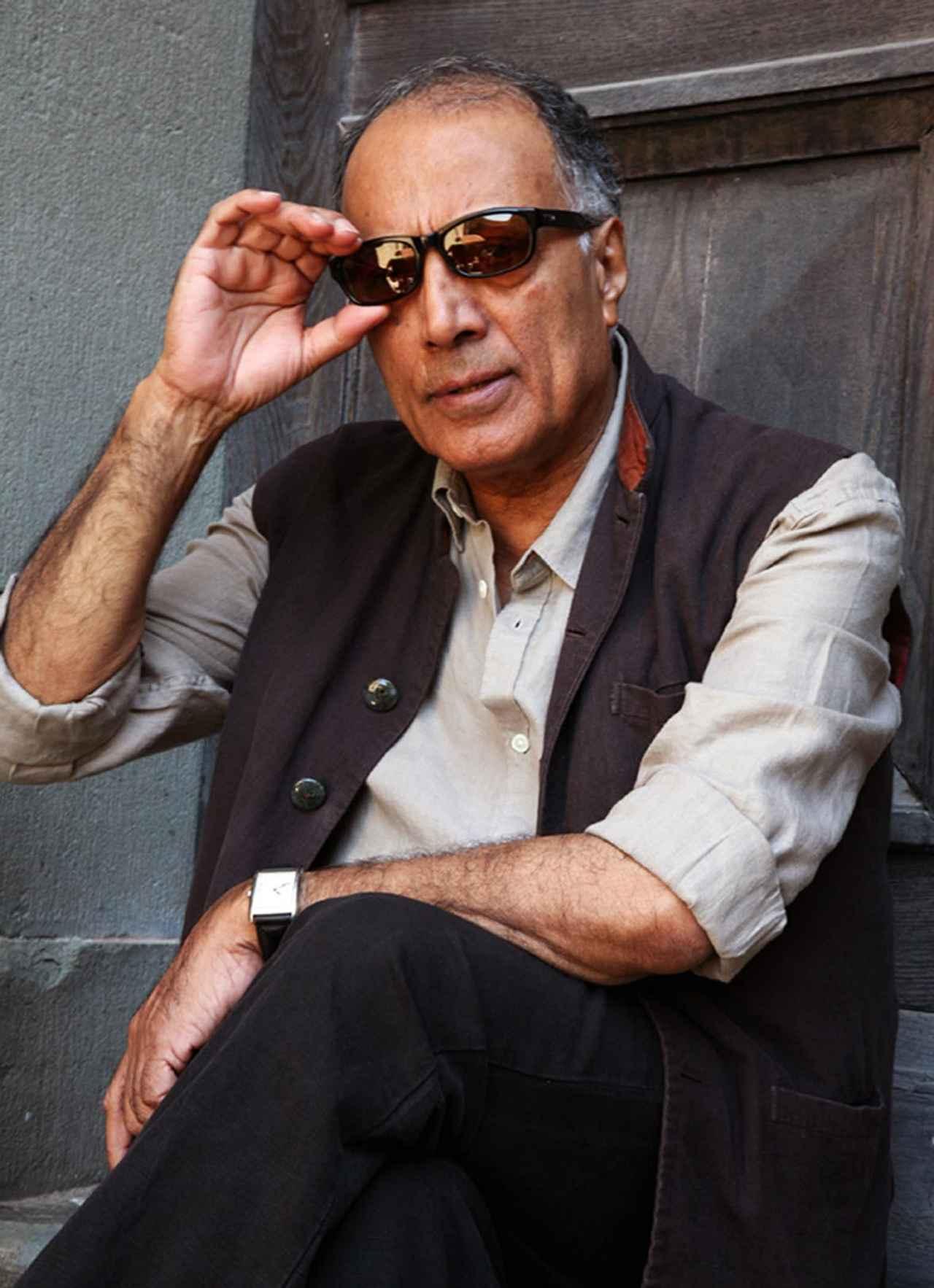 画像: http://www.eurospace.co.jp/works/detail.php?w_id=000136 Abbas Kiarostami by Hamideh Razavi