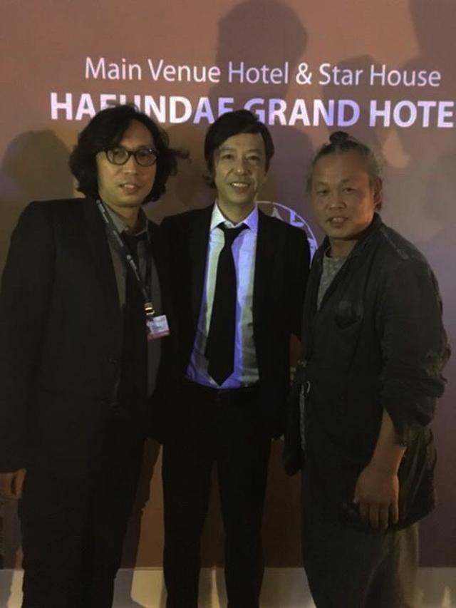 画像2: 韓国映画界の鬼才キム・ギドク監督が、本作『ジムノペディに乱れる』 を大絶賛! 「ロマンポルノのことは知っている。いつか監督してみたい」と、ロマンポルノ監督挑戦へ意欲!