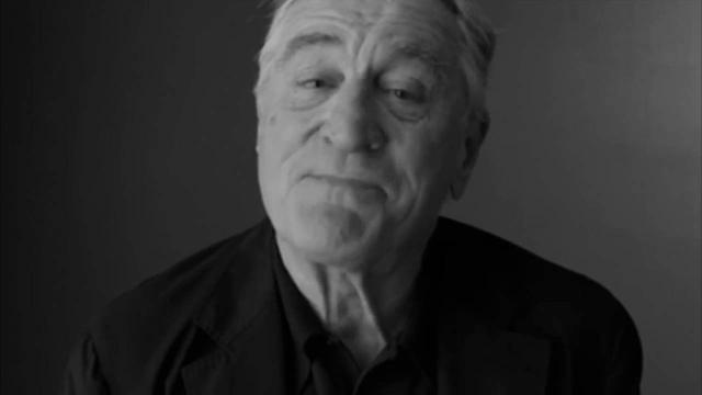 画像: Robert De Niro goes ballistic on trump. youtu.be