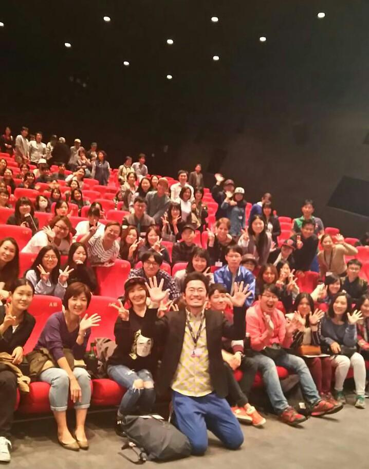 画像1: 本作が、韓国で開催中の第21回釜山国際映画祭(10月6日~10月15日※現地時間)の【A window of Asian Cinema(アジア映画の窓)】部門で現地9日に上映され、中野監督が上映後に舞台挨拶とQ&Aを行いました。