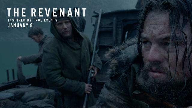 画像: 『レヴェナント: 蘇えりし者』 The Revenant | Official Trailer [HD] | 20th Century FOX youtu.be