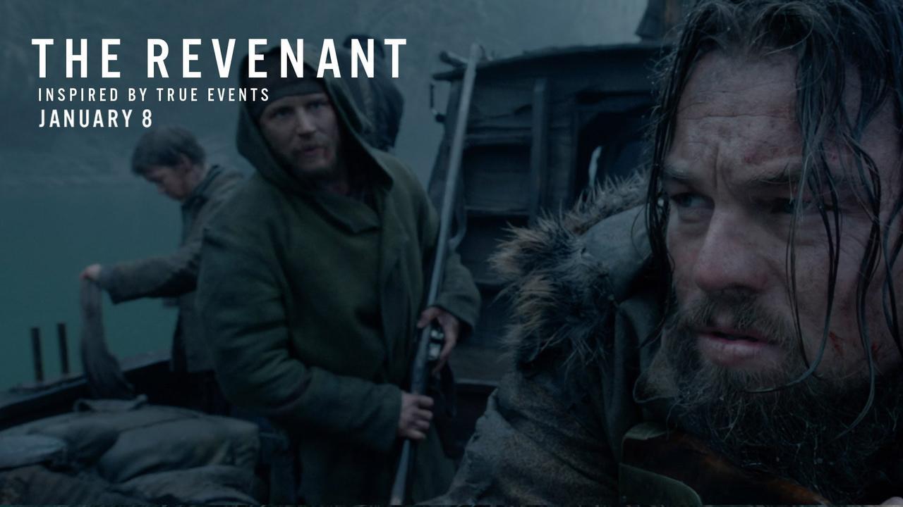 画像: 『レヴェナント: 蘇えりし者』 The Revenant   Official Trailer [HD]   20th Century FOX youtu.be