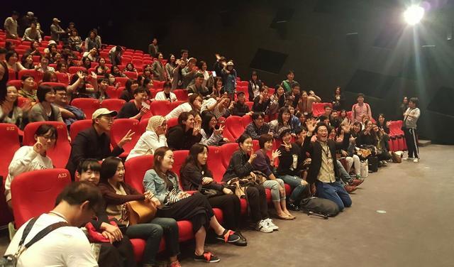 画像3: 本作が、韓国で開催中の第21回釜山国際映画祭(10月6日~10月15日※現地時間)の【A window of Asian Cinema(アジア映画の窓)】部門で現地9日に上映され、中野監督が上映後に舞台挨拶とQ&Aを行いました。