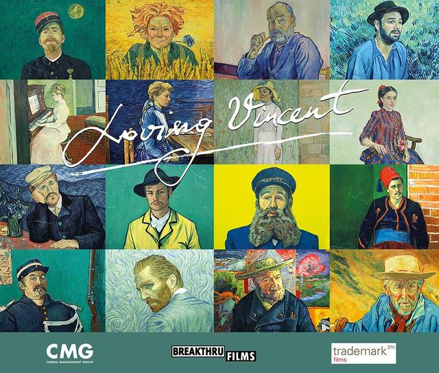 画像: Loving Vincent - Official Trailer 2016 youtu.be