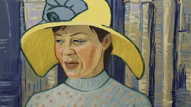 画像: Loving Vincent: trailer youtu.be