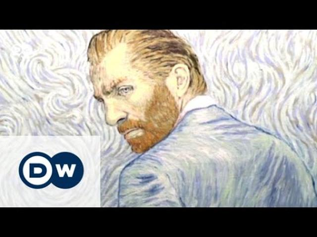 "画像: Painted Animation: ""Loving Vincent"" 