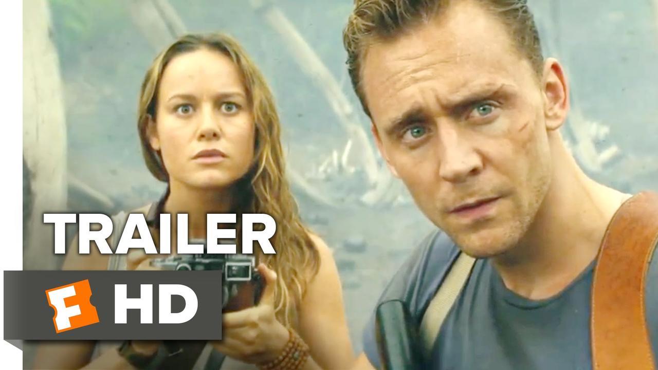 画像: Kong: Skull Island Official Comic-Con Trailer (2017) - Tom Hiddleston Movie youtu.be