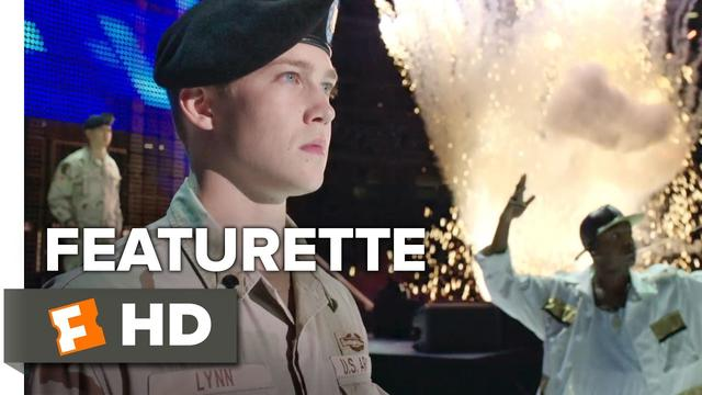 画像: Billy Lynn's Long Halftime Walk Featurette - Immersive (2016) - Joe Alwyn Movie youtu.be
