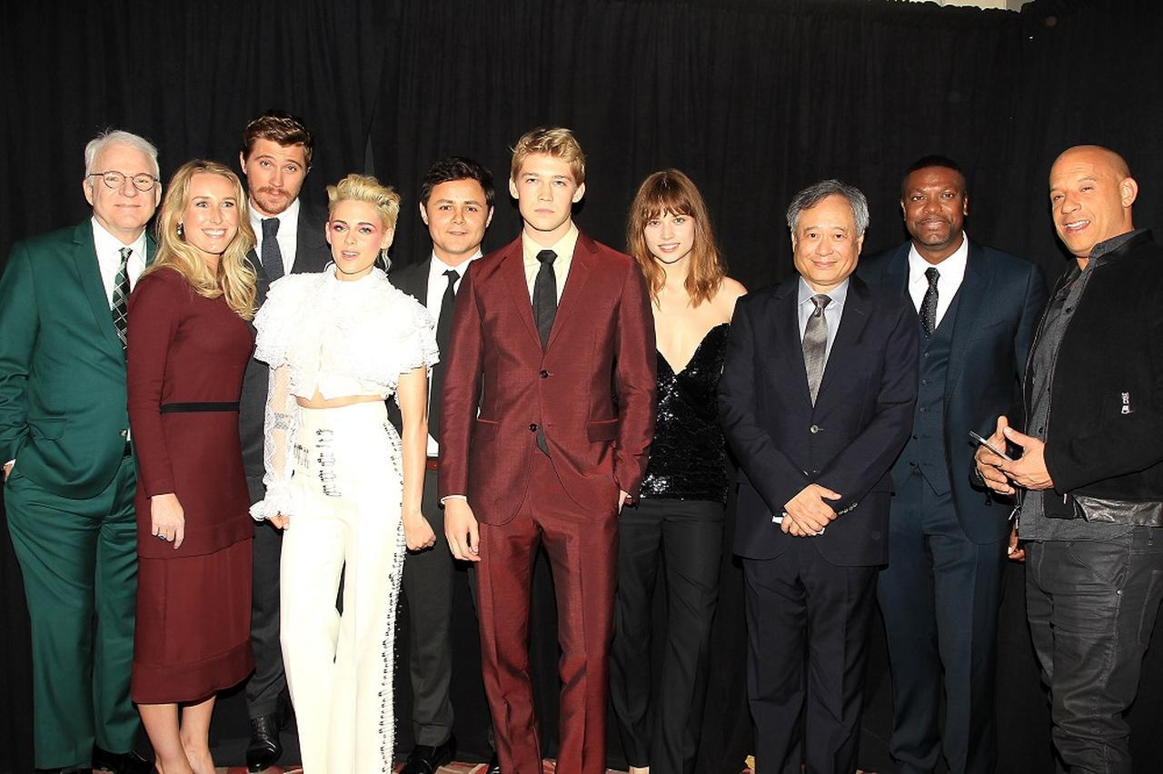 画像3: NY映画祭で、ワールドプレミア開催!アン・リー監督も自信のコメント!