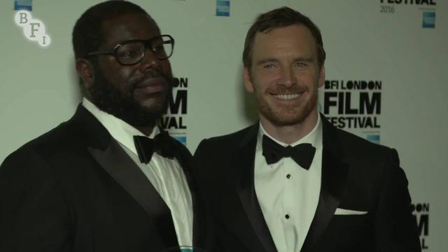 画像: Steve McQueen honoured with BFI fellowship at London film festival awards youtu.be