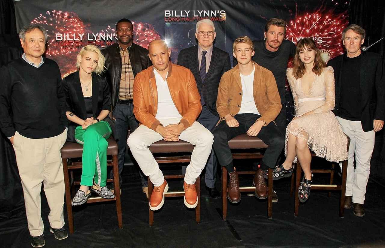 画像1: NY映画祭で、ワールドプレミア開催!アン・リー監督も自信のコメント!