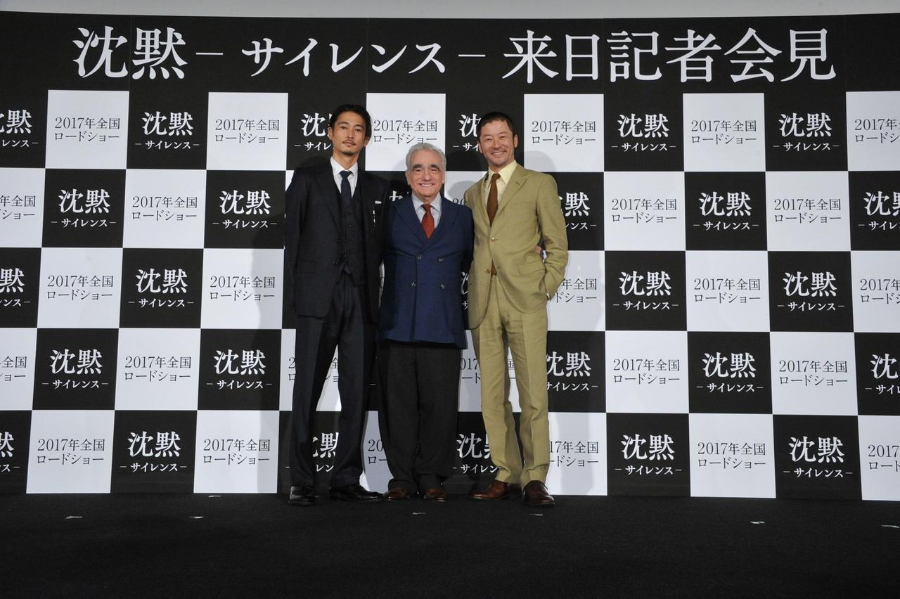 画像: 戦後日本文学の最高峰とも称される遠藤周作の「沈黙」を、『タクシードライバー』、『ディパーテッド』のアカデミー賞®監督、マーティン・スコセッシ監督が完全映画化! 邦題は『沈黙-サイレンス-』(原題:Silence)。