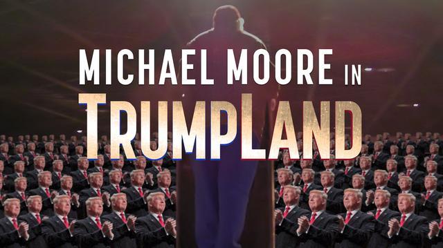 画像: IFC Center - Michael Moore in TrumpLand