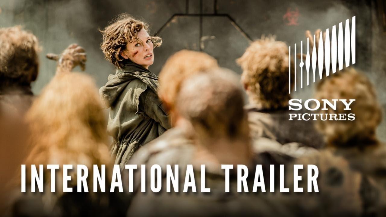 画像: RESIDENT EVIL: THE FINAL CHAPTER - International Trailer #2 (HD) youtu.be
