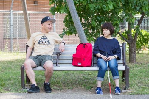 画像: 『光と禿』 http://spotted.jp
