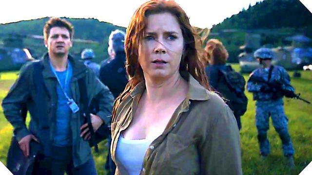 画像: ARRIVAL (Aliens Movie, 2016) - Final TRAILER youtu.be