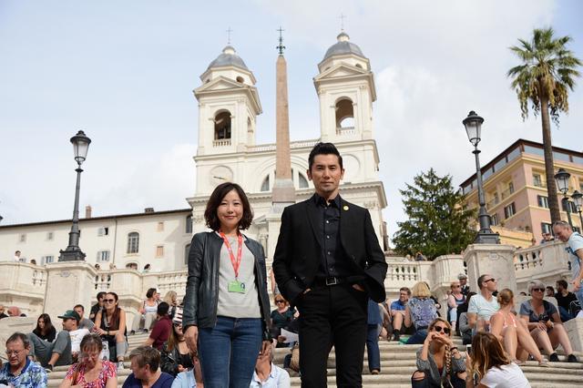 画像5: ローマ国際映画祭でヨーロッパプレミア!日本映画唯一の招待作品『永い言い訳』西川美和&本木雅弘登場!西川監督の目に涙--