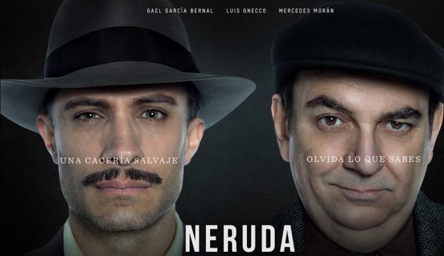 画像: U.S. Trailer for Chile's 'Neruda'