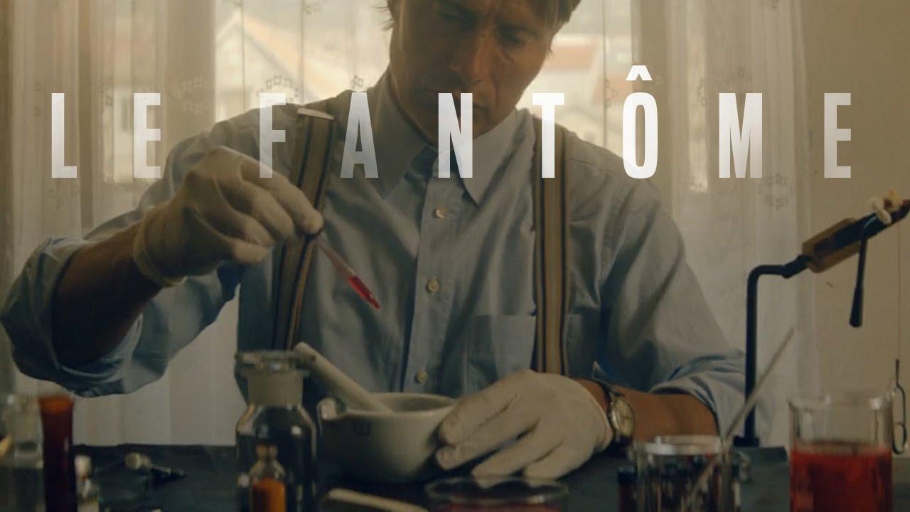 画像: Le Fantôme: a Jake Scott film starring Mads Mikkelsen and the new Ford Edge. youtu.be
