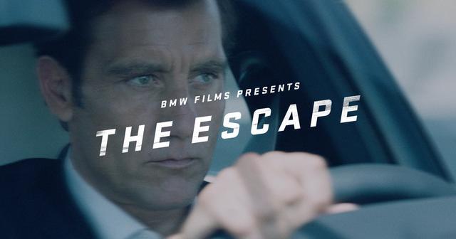 画像: BMW Films – The Escape