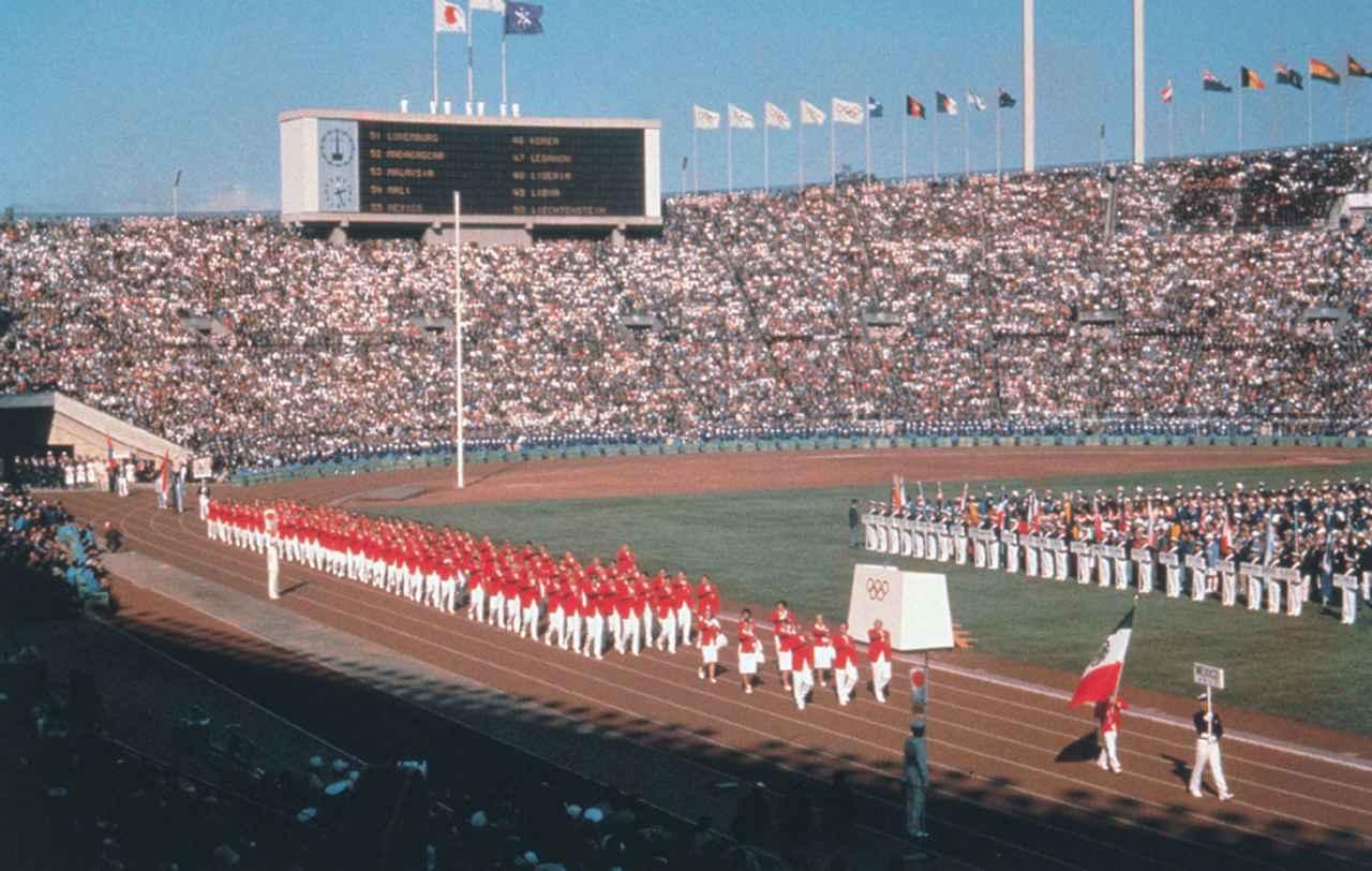 画像: 東京オリンピック(デジタル修復版)   第29回東京国際映画祭