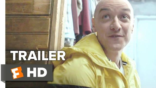 画像: Split Official Trailer 2 (2017) - M. Night Shyamalan Movie youtu.be