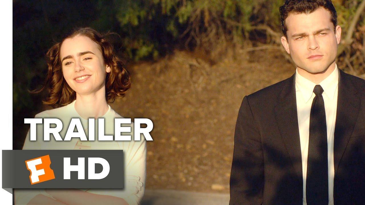 画像: Rules Don't Apply Official Trailer 3 (2016) - Lily Collins Movie youtu.be