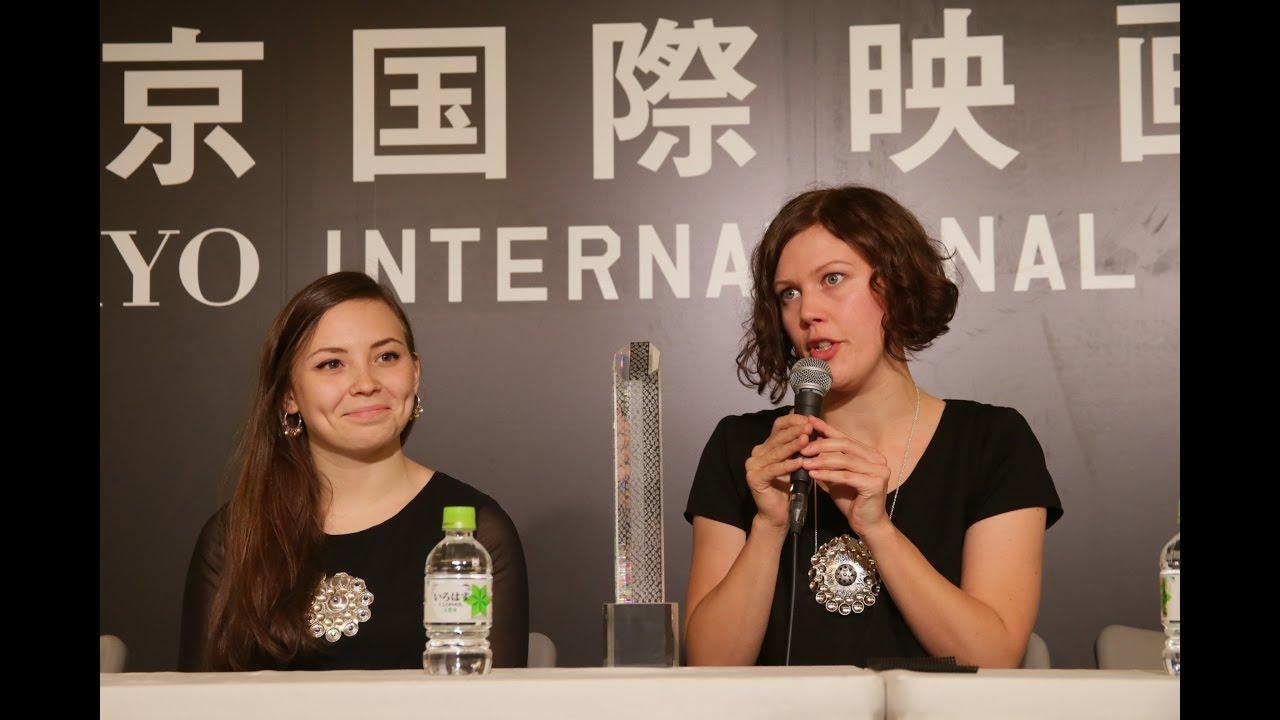 画像: 審査委員&受賞者記者会見 Jury Members and Award Winners Press Conference youtu.be