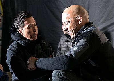 画像: Donnie Yen In, Jet Li Out of xXx: The Return of Xander Cage