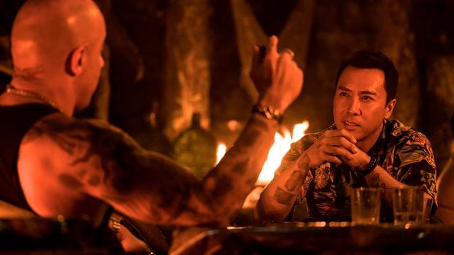 画像: (C)2016 PARAMOUNT PICTURES.  ALL RIGHTS RESERVED. http://www.comingsoon.net/movies/news/656629-donnie-yen-in-jet-li-out-of-xxx-the-return-of-xander-cage #/slide/1