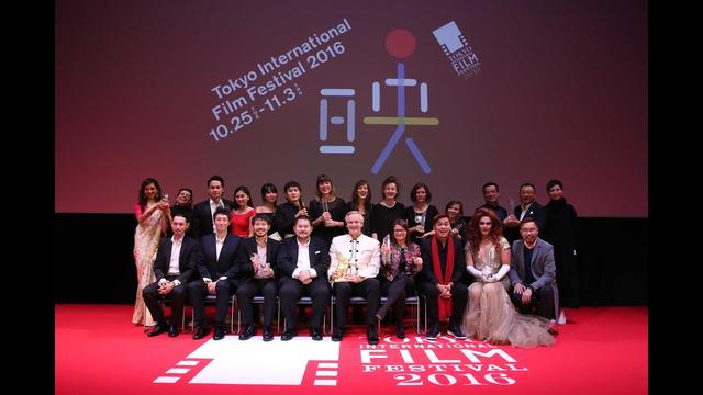 画像: 第29回東京国際映画祭クロージングセレモニー The 29th Tokyo International Film Festival Closing Ceremony youtu.be