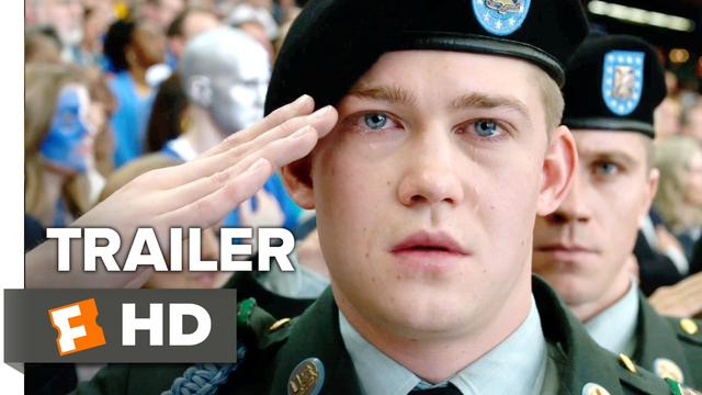 画像: 『ビリー・リンの永遠の一日』 Billy Lynn's Long Halftime Walk Official Trailer #1 (2016) - Vin Diesel Movie HD youtu.be