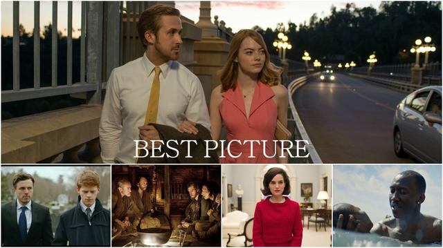 画像: 2017 Oscar Predictions: BEST PICTURE (November)