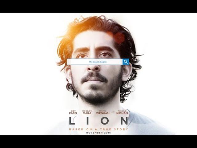 画像: LION - Official US Trailer - The Weinstein Company youtu.be