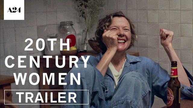 画像: 20th Century Women | Official Trailer HD | A24 youtu.be