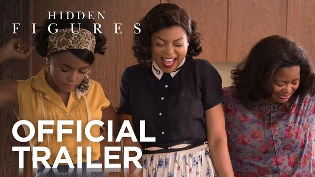 画像: Hidden Figures | Official Trailer [HD] | 20th Century FOX youtu.be
