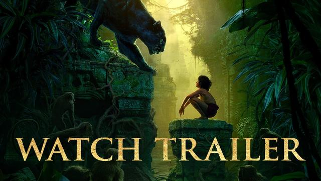 画像: The Jungle Book Official US Teaser Trailer youtu.be