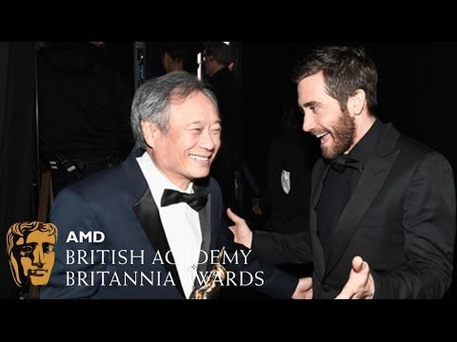 """画像: """"I was like half-asleep when I directed that movie"""" - Ang Lee on Brokeback at the Britannias youtu.be"""