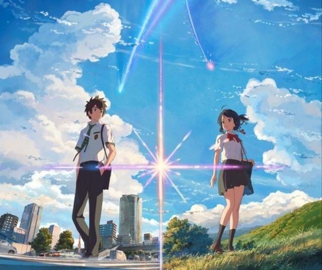 画像: 「君の名は。」いよいよ中国で公開へ!日本映画の上映本数が急増