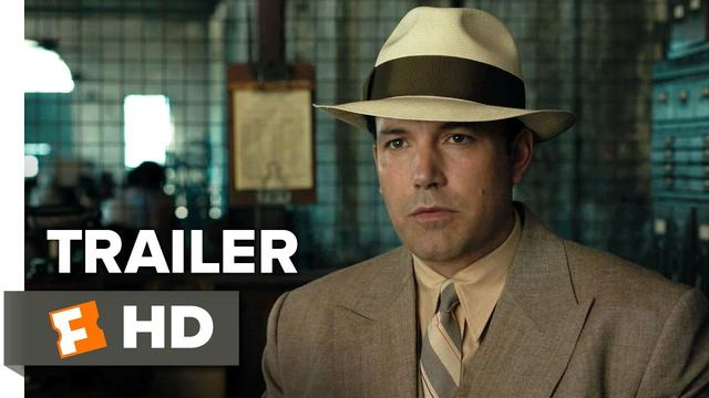 画像: Live by Night Official Trailer 2 (2016) - Ben Affleck Movie youtu.be