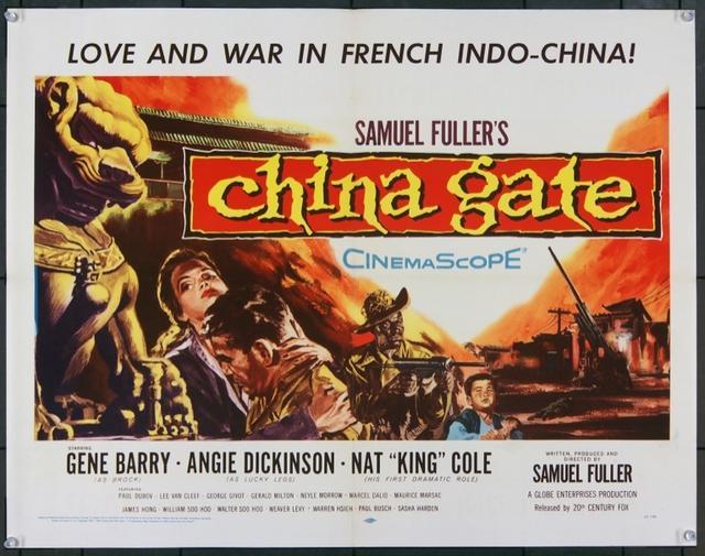 画像: https://www.movieart.com/china-gate-1957-23254/