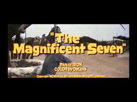 画像: 荒野の七人 The Magnificent Seven with GuP BGM youtu.be