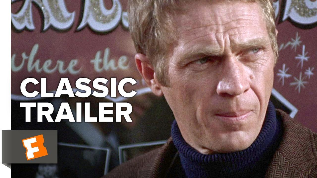 画像: Bullitt (1968) Official Trailer - Steve McQueen Movie youtu.be