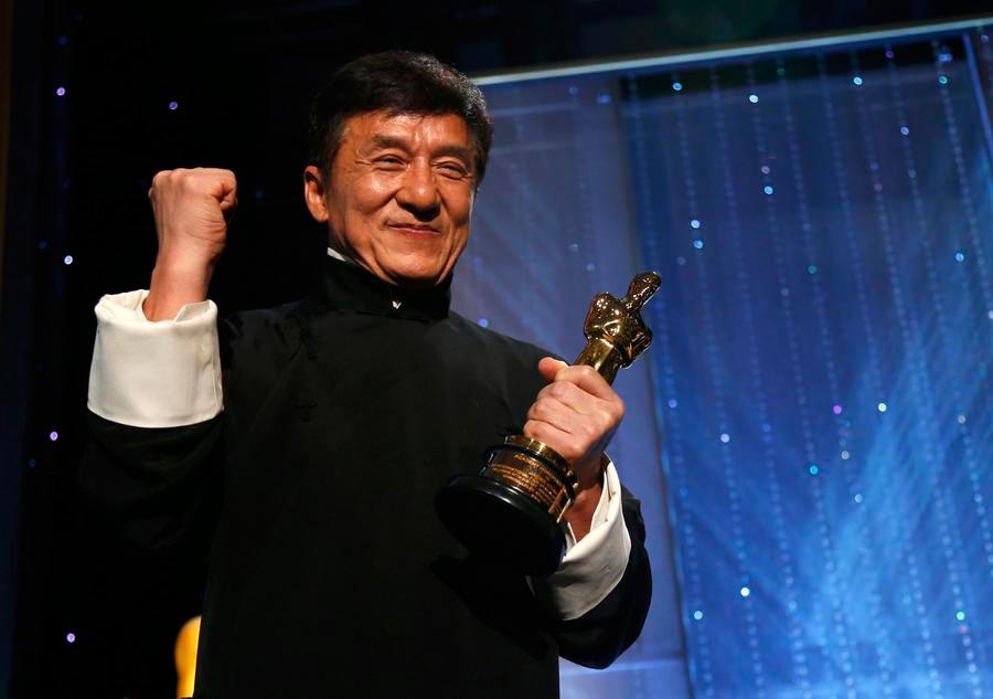 画像: Chinese actor Jackie Chan among winners of Academy's Honorary Award[1]- Chinadaily.com.cn